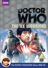 Doctor Who: The Ice Warriors [DVD] BRAND NEW Patrick Troughton Dr Who SEALED