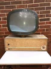 "Vintage 1950's Philco Predicta Television 17"" Swivel Screen Working PLEASE READ"
