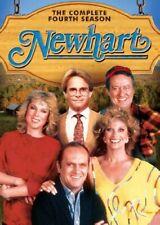 Newhart The Complete Fourth Season Season 4 3 Disc DVD