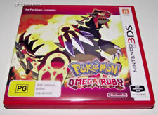 Pokemon Omega Ruby Nintendo 3DS 2DS Game *Complete*