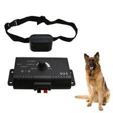Hidden Dog Pet Containment System Electric Shock BoundaryControl Fence Collar UK