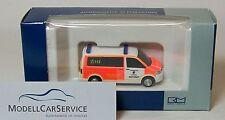 "Rietze 1/87: 53416 VW T5 GP Bus KR ""Emergency service Leverkusen"""