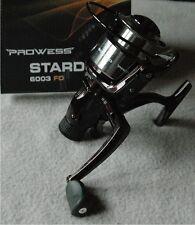 Moulinet débrayable Prowess Stardust 6003 FD pêche mer ou rivière