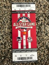 2018 MLB All Star Game TICKET STUB UNUSED MINT BASEBALL 7/17 Judge Trout HR