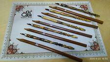 More details for arabic calligraphy reed pen qalam kalam bamboo-handam urdu (handam/jawi 1.5-5mm)