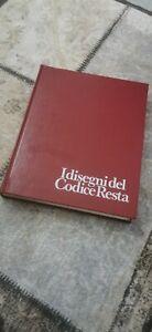 I DISEGNI DEL CODICE RESTA- 1976-VEDI LIBRI D'ARTE