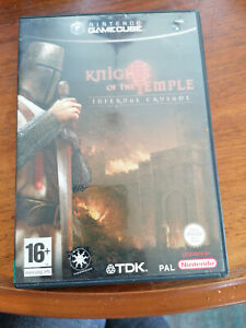 Knights Of The Temple Infernal Crusade Nintendo GameCube Complete