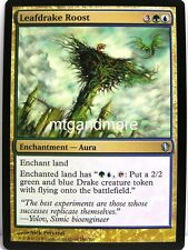 Magic Commander 2013 - 4x Leafdrake Roost