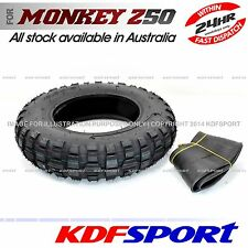 KDF TYRE TUBE 3.50 X 8 3.50X8 TIRE 3.5 FOR HONDA MONKEY Z50 Z50A Z50J MOTOCROSS