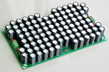 100,000uF Capacitors Module Board, for Upgrade Audio PreAMP or Power AMP. x1