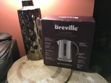Breville - Electric Kettle - Stainless Steel