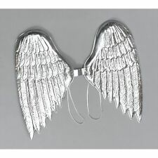 FAIRYTALE SHINY CHRISTMAS ANGEL WINGS - fancy dress costume accessory
