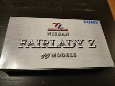 TOMY TOMICA Limited NISSAN FAIRLADY Z 10 Models 240ZG,280Z-T 300ZX NIB