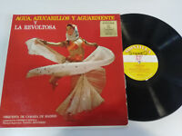 "The Unruly agua Azucarillos Schnapps Chapi USA Edit - LP vinyl 12 "" VG/VG"