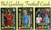PANINI Premier League ADRENALYN XL 2019-2020 ☆ GOLDEN BALLER Cards #463 to #468