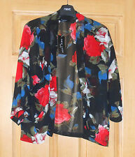 New Look Hip Length None Floral Coats & Jackets for Women