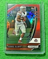 EZEKIEL ELLIOTT PRIZM RED CARD JERSEY #15 COWBOYS 2020 Prizm DP RED REFRACTOR