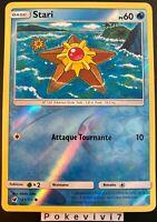 Carte Pokemon STARI 15/111 REVERSE Soleil et Lune 4 SL4 FR NEUF