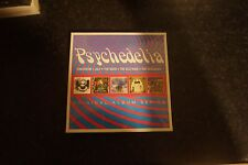 PSYCHEDELIA - ORIGINAL ALBUM SERIES. 5 CD SET NEW SEALED 2014 WARNER