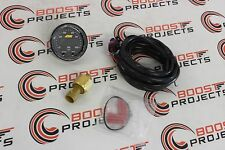 AEM X-Series Oil/Fuel Pressure Gauge - 0~100PSI / 0~7BAR #30-0301