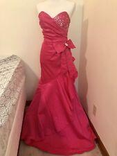 Pink prom dress Size 2-3
