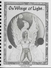 """Phoenix Fanzine """"On Wings of Light 1, 2, 3, 4"""" GEN"""