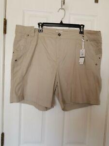 Women's DASH Tummy Control Shorts  Size 20W $44