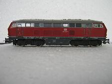 Digital Märklin HO 3075 Diesel Lok BR 216 025-7 DB DC  (RG/CB/230-52S3/6)