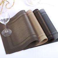 GI- Eco-friendly Dining Placemat Heat Insulation Pad Table Bowl Dish Mat Graciou