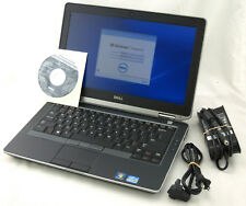 Dell Latitude E6330 Core i7 Windows 7 2.9GHz 8GB 320GB Laptop Adapter Web Cam