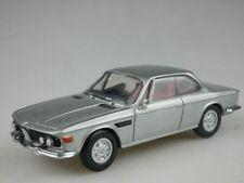 Schuco 1/43 BMW 3.0 CSI silver diecast model 116403