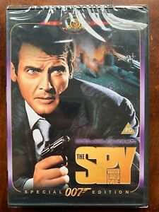 The Spy Who Loved Me DVD 1977 James Bond 007 w/ Roger Moore Special Edition BNIB
