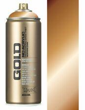 Montana Gold M2000 Copper Chrome Spray Paint - 400ml