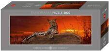 Heye Puzzles - Panorama , 2000 Pc - Red Dawn