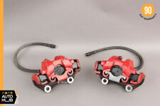 07-13 Mercedes W216 CL550 S550 Rear Left And Right Brake Calipers Set OEM