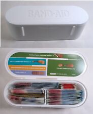 Band-Aid Advertising Container Large DISPLAY BOX & CONTENTS. Excellent condition