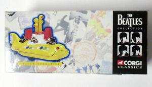 The Beatles Yellow Submarine Toy Figure 1997 Corgi Classics Apple Corps Ltd Rare