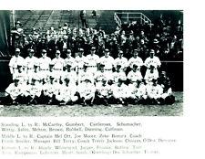 1939 NEW YORK GIANTS TEAM 8X10 PHOTO BASEBALL HOF HUBBELL MEL OTT