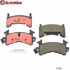 For Buick Cadillac Chevrolet Pontiac Front Disc Brake Pad Brembo P59063N / BP154