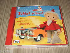 CD Unser Sandmännchen 2 Schlaf schön!