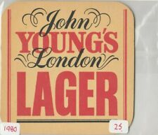 Beer Mat. Young's, Wandsworth. 1984. BBMCS No.033.