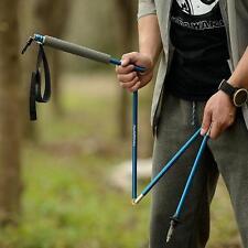 Naturehike Folding Walking Stick 4-Sections Trekking Pole Alpenstock