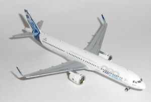 Airbus A321neo House / Demo Livery JC Wings Diecast Model Scale 1:400 JCLH4088 G