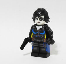 LEGO Custom - Classic Domino v2 - Marvel Super heroes minifigures Deadpool cable