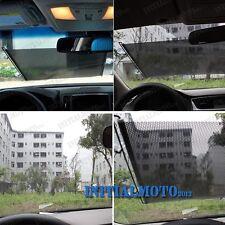 50 x 125 cm Car Retractable Windshield Window Sunshield Visor Sun Shade Curtain