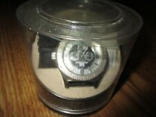 R.O.N.Y Super - Techno 1-5270 watch with 2 extra bands needs battery in box#