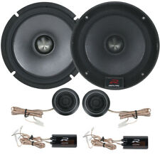 "Alpine R-S65C 6-1/2"" R-Series 2-Way Component Car Audio Speakers 300W MAX NEW"