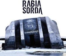 Rabia Sorda - Animales Salvajes [New CD]