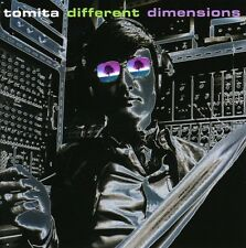 Tomita, Isao Tomita - Different Dimensions (Anthology) [New CD] Rmst