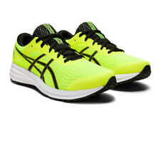 Asics Mens Patriot 12 Running Shoes Trainers Sneakers Yellow Sports Breathable